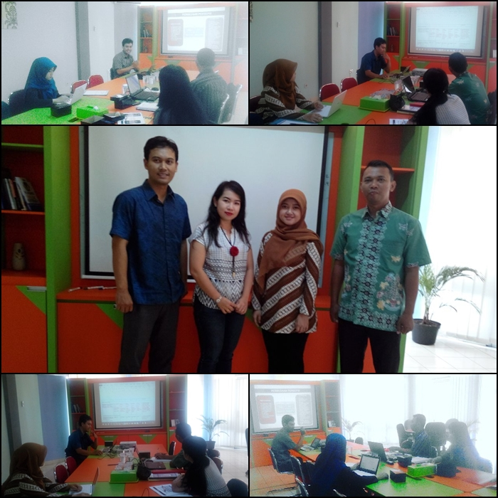 PUBLIC TRAINING PENINGKATAN KUALITAS SELF ASSESSMENT RISK BASED BANK RATING (RBBR) BERDASARKAN KARAKTERISTIK BANK DAN PEER GROUP – BANK KALTENG