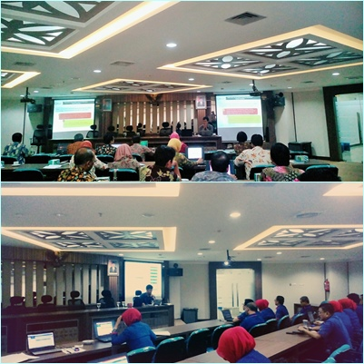 IN HOUSE TRAINING SELF ASSESSMENT TINGKAT KESEHATAN BANK BPD JATENG